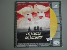 LASERDISC - PAL - Le Maitre De Musique - Film De Gérard CORBEAU - - Autres Collections