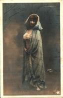 Artiste Femme 1900 - De Conti (l'européen Waléry - Kabarett