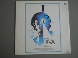 LASERDISC - PAL - DIVA - Film De Jean Jacques BEINEIX - Autres Collections