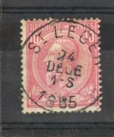 Belgique - N° 46 Oblitération : St. LEGER - 1884-1891 Léopold II