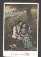 Koppel / Couple - Echangeons Un Baiser... - Couples