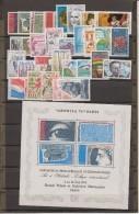 1975-FRANCE-ANNEE COMPLETE 1975**.33 TIMBRES - Frankrijk
