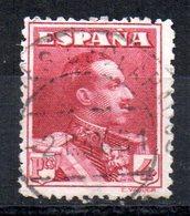 Sello  Nº 322  España- - Usados