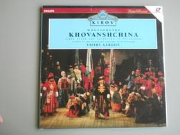 LASERDISC - PAL - Moussorgsky - Khovanshchina - Autres Collections