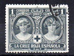 Sello  Nº 325  España - Usados