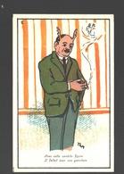 Avec Cette Candide Figure, Il Fallait Bien Une Garniture - Illustrator TAM - Ed. Oscar Devos, New-York - Humour