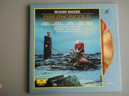 LASERDISC - PAL - Richard WAGNER - DAS RHEINGOLD - Autres Collections