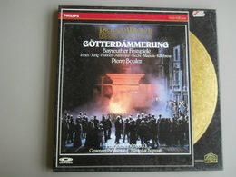 LASERDISC - PAL - Richard WAGNER - Gotterdammerung - Pierre BOULEZ - Autres Collections