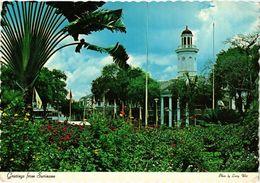 CPM SURINAME-Gobernement Office Building At Orange Square (330351) - Surinam
