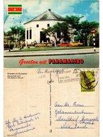 CPM SURINAME-Groeten Uit Paramaribo-The Reform Church (330077) - Surinam