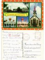 CPM SURINAME-Groeten Uit Suriname (329951) - Surinam