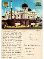 CPM SURINAME-Groeten Uit Suriname-Islamitic Temple (330076) - Surinam