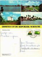 CPM SURINAME-Groeten Uit De Republiek Suriname (329894) - Surinam