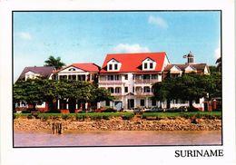 CPM SURINAME-Historical Architecture (330404) - Surinam