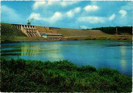 CPM SURINAME-Hydroelectric Dam At Affobakka (330319) - Surinam