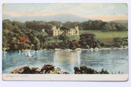 Glengarriff Castle, Co Cork, Ireland - Cork