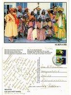 CPM SURINAME-Miss Alida-winner Cultural Show (329936) - Surinam