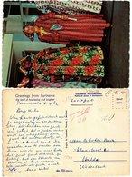 CPM SURINAME-National Dress Of Surinamers (330036) - Surinam
