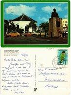 CPM SURINAME-Paramaribo-Protestan Chruch-Simon Bolivar Statue (329940) - Surinam
