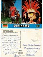 CPM SURINAME-Typische Indiaanse Klederdracht (330067) - Surinam