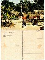 CPM SURINAME-Village In Wood District Walddorf (329934) - Surinam