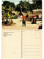 CPM SURINAME-Village In Wood District Walddorf (330277) - Surinam