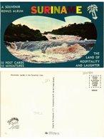 CPM SURINAME-Wonotobo Rapids In The Corantijn River (330180) - Surinam