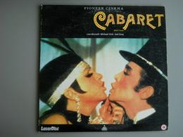 LASERDISC - PAL - CABARET - Liza MINNELLI - Autres Collections
