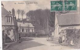 CPA  :Aumale  (76) Le Petit Bailly   Voyagée 1908   TBE  éditeur Vve Jacques Cl Fournot - Aumale