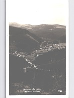 SPINDLERUV MLYN Spindlermühle Phoitocard Panorama Sent 1937 - Repubblica Ceca
