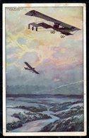 ALLEMAGNE. Carte Postale écrite En 1915. Hans Rudolf Schulze. - Schulze, Hans Rudolf