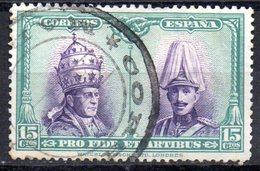 Sello  Nº 424  España - 1889-1931 Reino: Alfonso XIII