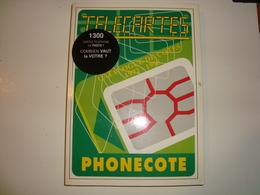 PHONECOTE TELECARTES - Catalogue De Cotes 1992 - 1993 Des Cartes Téléphoniques - Télécartes