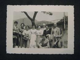 1958 LEVANTO GRUPPO DI PERSONE - Orte