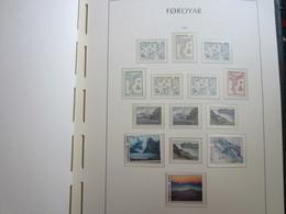 Faroe Islands 1975,  Facit 9-22  MNH (Complete Set) (Box 1 - 1) - Féroé (Iles)