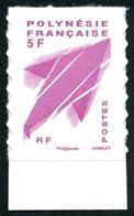 POLYNESIE 2012 - Yv. 990 ** SUP Bdf  Cote= 4,00 EUR - Emblème Postal Autoadhésif Issu Du Carnet C990  ..Réf.POL23418 - Neufs