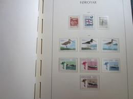 Faroe Islands 1976 -77 ,  Facit 23-32  MNH (Complete Sets) (Box 1 - 2) - Féroé (Iles)