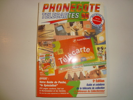 PHONECOTE TELECARTES - Catalogue De Cotes 1998 Des Cartes Téléphoniques - Phonecards