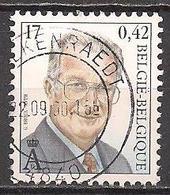 Belgien  (1999)  Mi.Nr.  2892  Gest. / Used  (2fc29) - Belgium