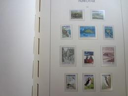 Faroe Islands 1978 ,  Facit 33-43  MNH (Complete Sets) (Box 1 - 3) - Féroé (Iles)
