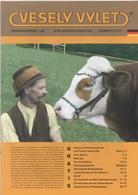 Zeitschrift Vesely Vylet Ein Lustiger Ausflug Riesengebirge Nr. 48 Sommer 2017 Saisonzeitschrift Dunkelthal Petzer Aupa - Tschechien