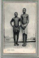 CPA - GUINEE - BISSAU  - Aspect Des 2 Jeunes Ballantas ( Ballantes ) En 1907 - Guinea-Bissau