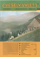 Zeitschrift Vesely Vylet Ein Lustiger Ausflug Riesengebirge Nr. 50 Sommer 2018 Saisonzeitschrift Dunkelthal Petzer Aupa - Tschechien