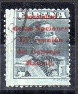 Sello  Nº 465  España - Usados