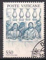 Vatikan  (1988)  Mi.Nr.  949  Gest. / Used  (3fc38) - Vatican