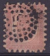 Finland 1860 Sc 5 Used - Gebraucht