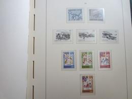 Faroe Islands 1982 ,  Facit 72-80  MNH (Complete Sets) (Box 1 - 6) - Féroé (Iles)