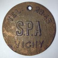 Vichy - S.P.A. - N°1556 - Monétaires / De Nécessité