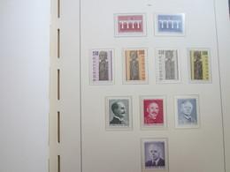 Faroe Islands 1984 ,  Facit 95 - 104  MNH (Complete Sets) (Box 1 - 9) - Féroé (Iles)