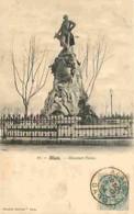 30 - Alès - Alais - Monument Florian - Oblitération Ronde De 1904 - Voir Scans Recto-Verso - Alès